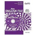 New English File Beginner Workbook without key + MultiRom (Ćwiczenia bez klucza) Oxford