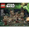 Lego STAR WARS Ewok village STAR WARS EWOK VILLAGE