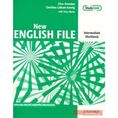 New English File Intermediate Workbook + płyta CD