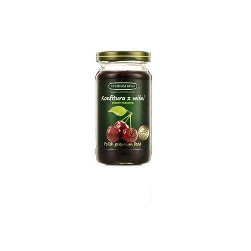 Konfitura z wiśni niskosłodzona/250g 250g