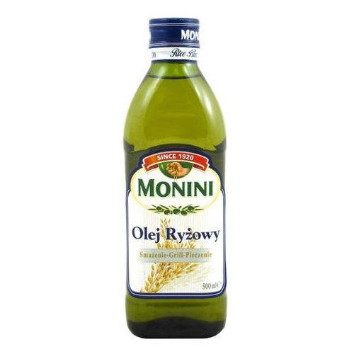 Olej ryżowy Monini 500ml