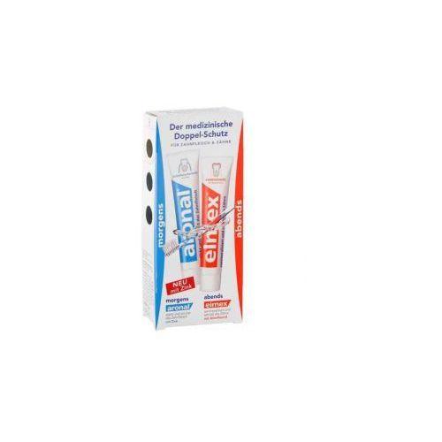 Aronal/Elmex zestaw past do zębów do pielęgnacji jamy ustnej
