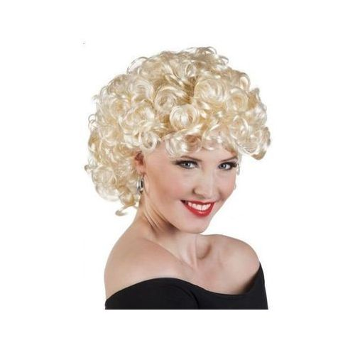 Peruka grease blond - przebrania i dodatki dla dorosłych