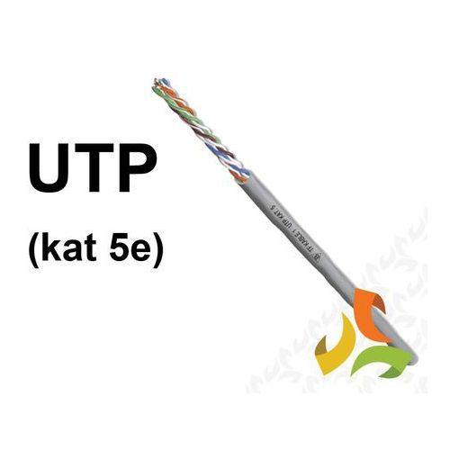 KABEL UTP 5e 4x2x0,5mm2 cat5e - KABEL SIECIOWY