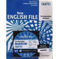 New English File pre-intermediate Workbook with key + Cd [opr. broszurowa]