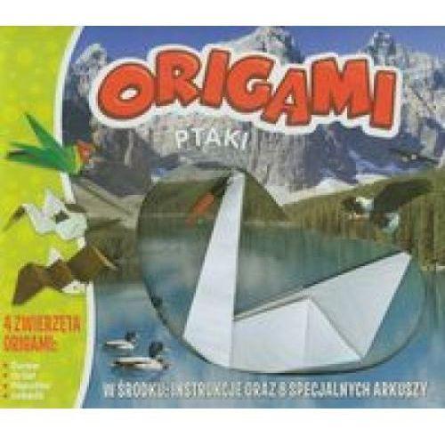 Origami Ptaki [opr. kartonowa]