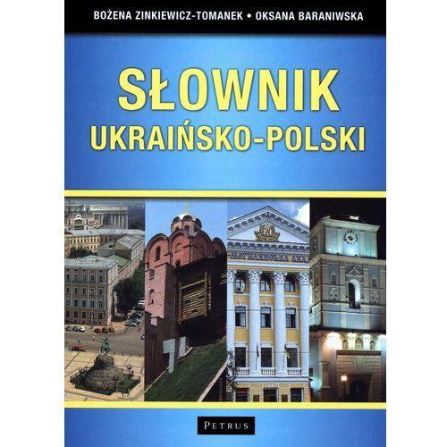 Słownik ukraińsko-polski [opr. miękka]