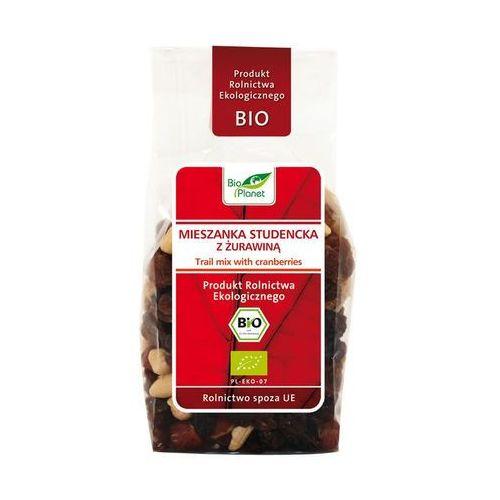 Bio Planet: mieszanka studencka z żurawiną BIO - 150 g
