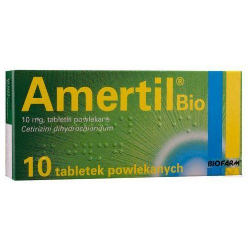 Amertil Bio (Zyx 7) 0,01g 10 tabletek