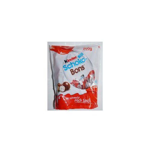 Kinder - Schoko-Bons,cukierki w mlecznej czekoladzie z orzeszkami laskowym,i 200g