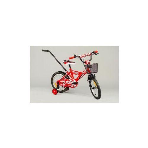 """Rowerek dziecięcy Rock Kids 16"""" Spark czerwony"""