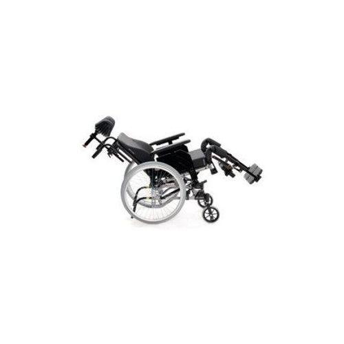 Wózek inwalidzki specjalny stabilizujący plecy i głowę Netti 4U Comfort CE PLUS
