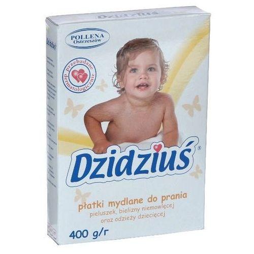 Płatki mydlane do prania 400g Dzidziuś Pollena