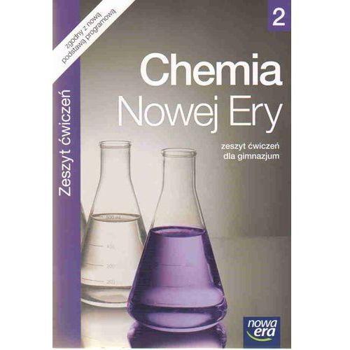 Chemia Nowej Ery 2 Zeszyt ćwiczeń [opr. miękka]