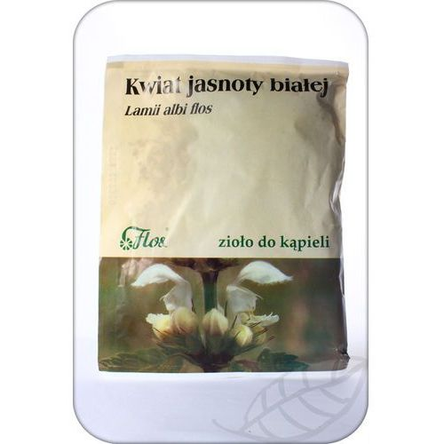 Zioł. Jasnota biała Kwiat (do kąpieli) 25 g Flos