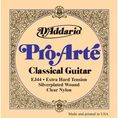 D´Addario EJ44 ProArte Laser Selected Nylon Trebles Extra Hard