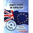 First steps in english. Część 13-24 (książka + 6 płyt CD + mp3) [opr. twarda]