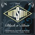 Rotosound CL4 Black n´ Silver Normal