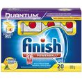 Finish Quantum Powerball Lemon, tabletki do zmywarki 20szt.
