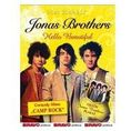 JONAS BROTHERS HELLO BEAUTIFUL [opr. twarda]