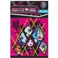 Monster High grupa - naklejka