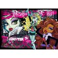 Clementoni Puzzle 104 el. Monster High