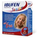 Ibufen Junior 200mg 10 kapsułek