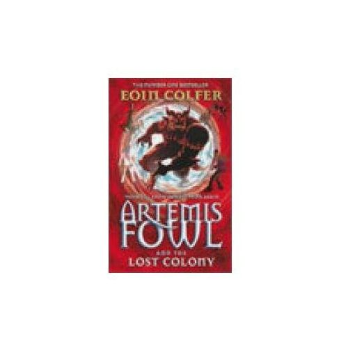 Artemis Fowl and the Lost Colony [opr. miękka]