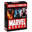 Ghost rider, Hellboy, Punisher (3 DVD)