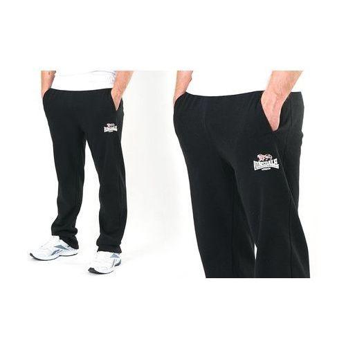 89,99 zł zamiast 199 zł: męskie spodnie dresowe Lonsdale Clayton - 2 modele