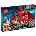 Lego PIRATES OF THE CARIBBEAN Zemsta krÓlowej anny 4195