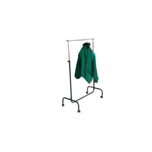 85E Wieszak stojak na ubrania garderoba na kółkach