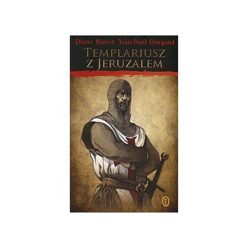 Templariusz z Jeruzalem [opr. miękka]