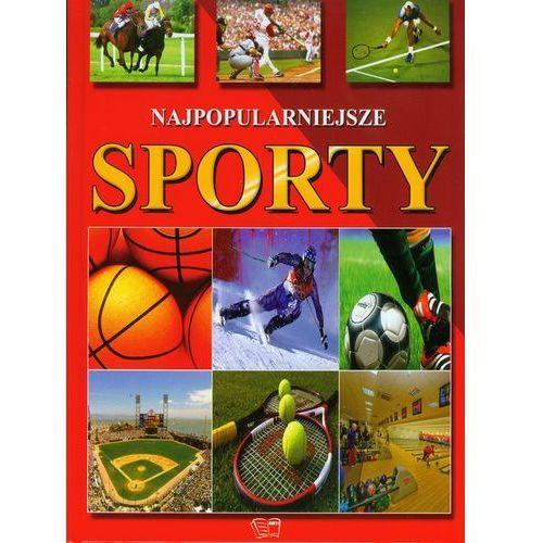 Najpopularniejsze sporty [opr. twarda]