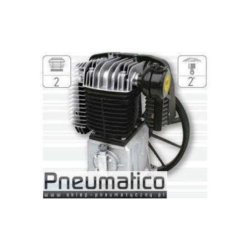 Pompa tłokowa - Agregat sprężarkowy FINI BK 120