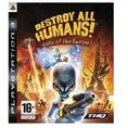 Destroy All Humans Path of the Furon [PS3]