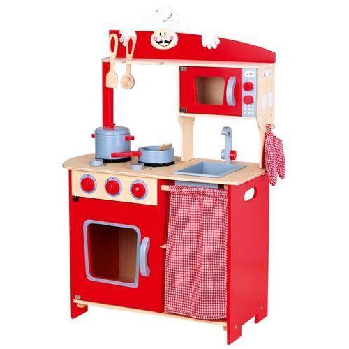 Drewniana kuchnia dla dzieci Mistrz Jan  porównaj zanim kupisz