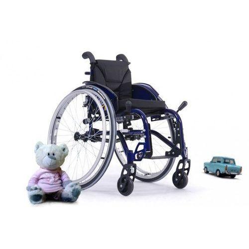 Wózek inwalidzki dziecięcy Sagitta Kids