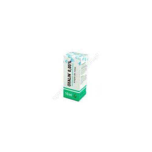 Oxalin 0.05% krople 10 ml
