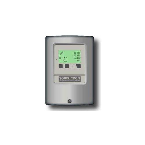 Regulator solarny SOREL TDC-3